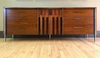 McCobb Style Rosewood Credenza by Lane