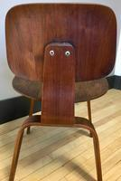 Eames DCW Chair - Rosewood/Walnut - 5-2-5
