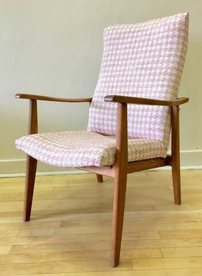 Teak Danish Style Chair