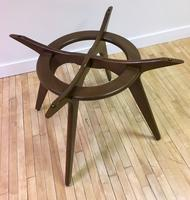 Adrian Pearsall Compass Dining Table base