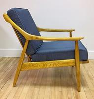 Danish style Lounge Chair Side