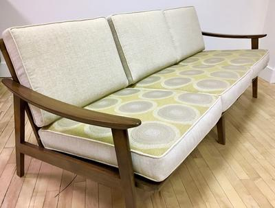 Danish Style Sofa Couch