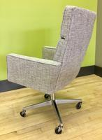 Executive Office Chair by Vincent Cafiero back