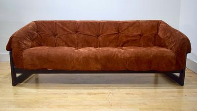 Lafer Sofa front facing
