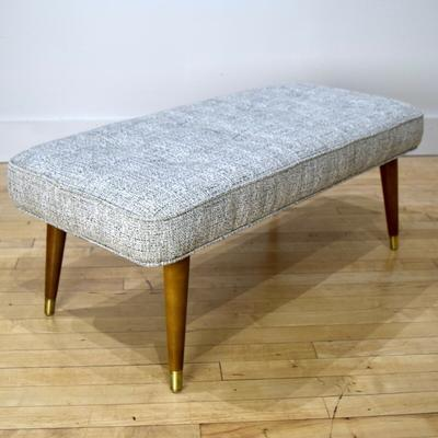 Vintage 50s bench