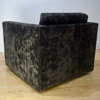 Cube Lounge Chair back