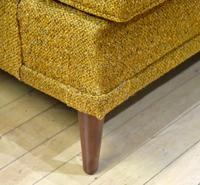 1950s Living Room Set in Gold leg detail