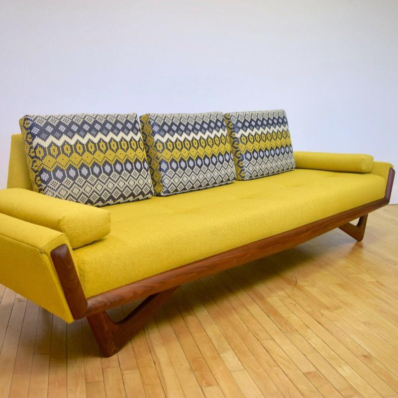 Adrian Pearsall Sofa Couch W New Sina