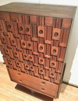 Brutalist armoire top