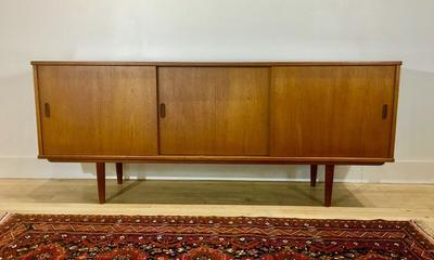 Dyrlund Danish Teak Credenza / Media Center