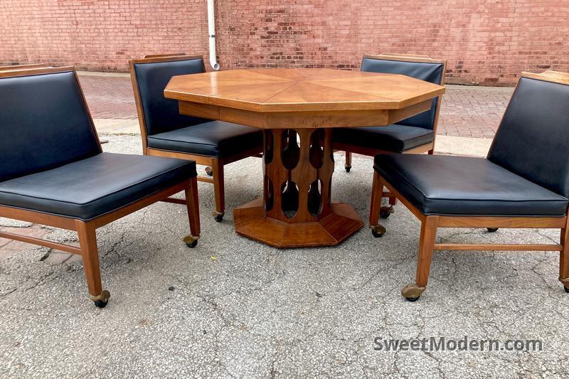 Foster Mcdavid Mid Century Modern Furniture Makers Sweet Modern Akron Oh